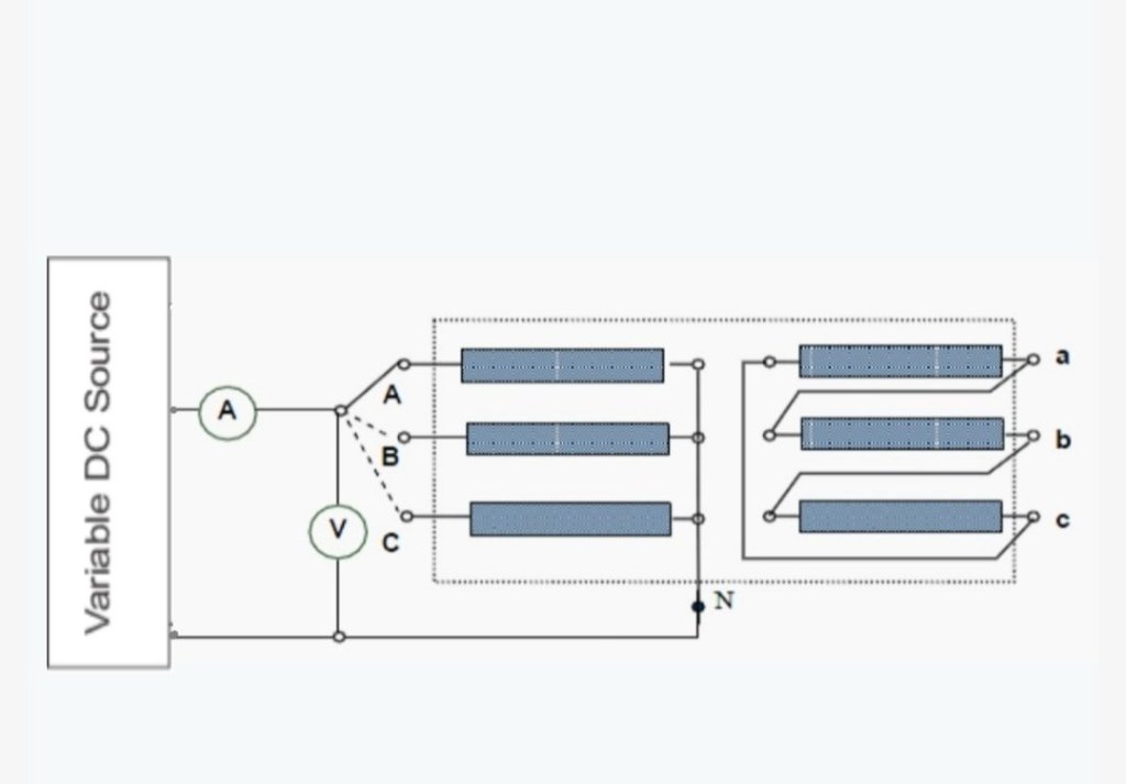 current voltage method of star